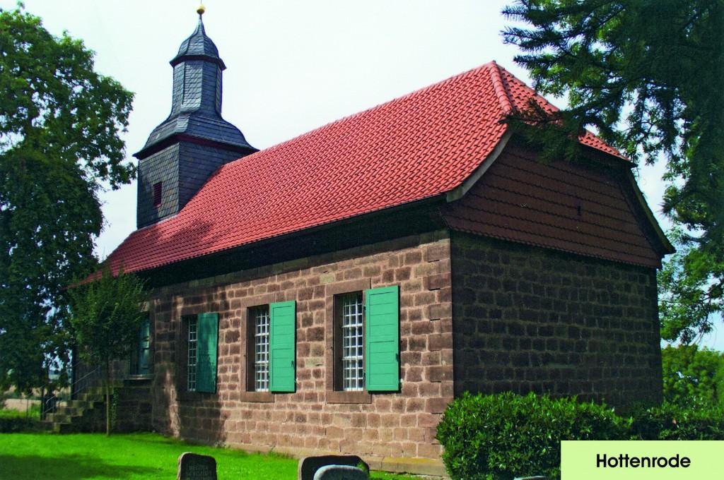 Patronatskirche in Hottenrode